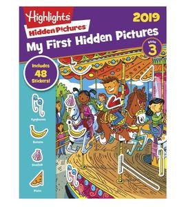 Highlights™ My First Hidden Pictures 2019 (set of 4)