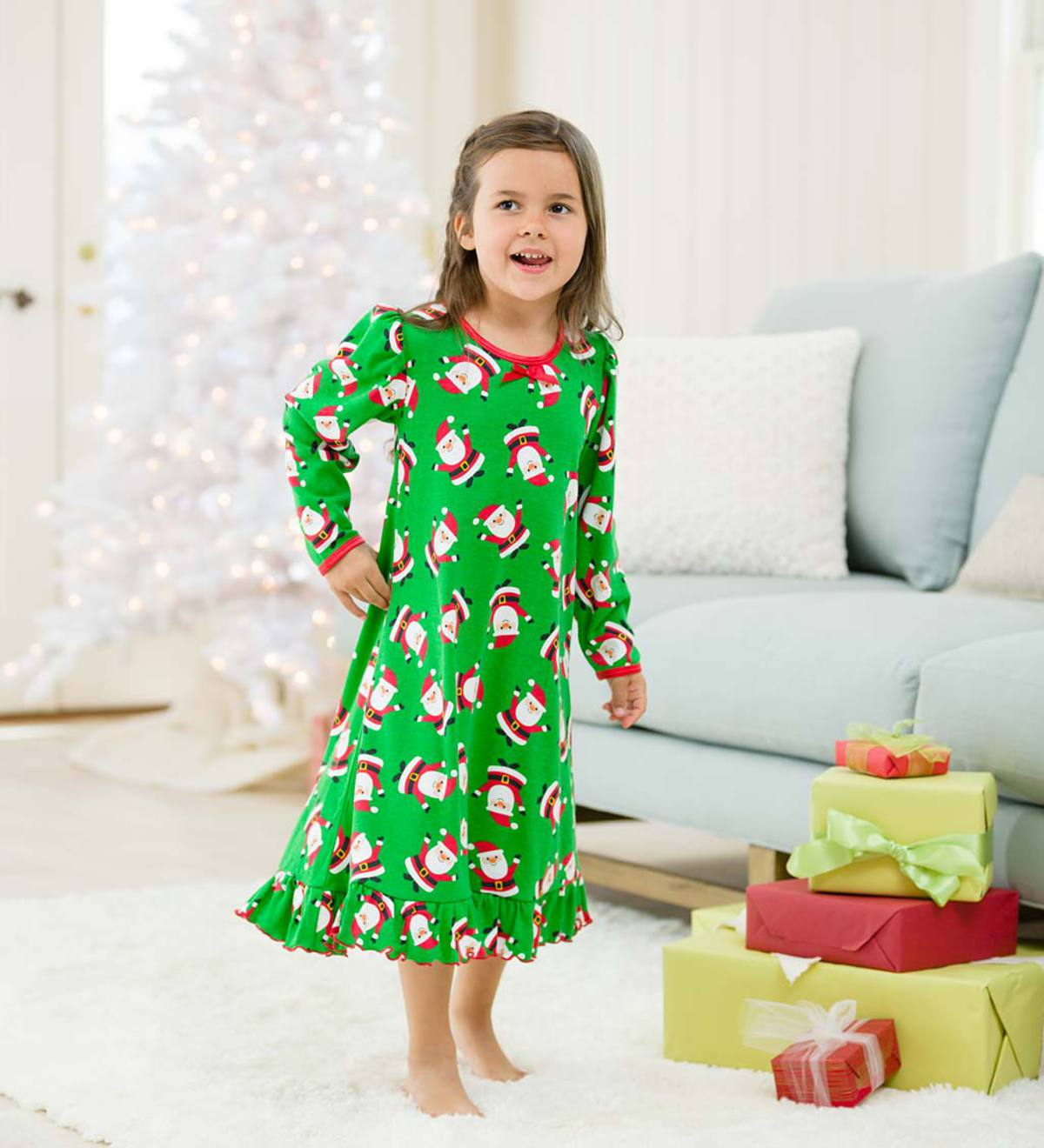 Santa Gown | Girl\'s Gifts on Sale | Featured Collections | Sale ...