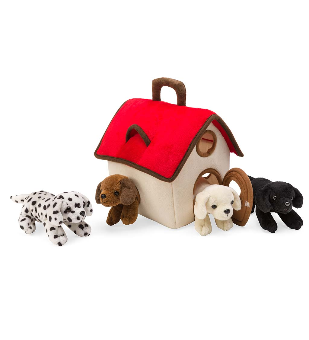 On-the-Go Animal Homes