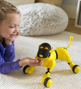 Gizmo the Robotic Dog and Bluetooth Speaker