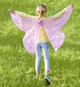 Glitter Fairy Wings - Blue