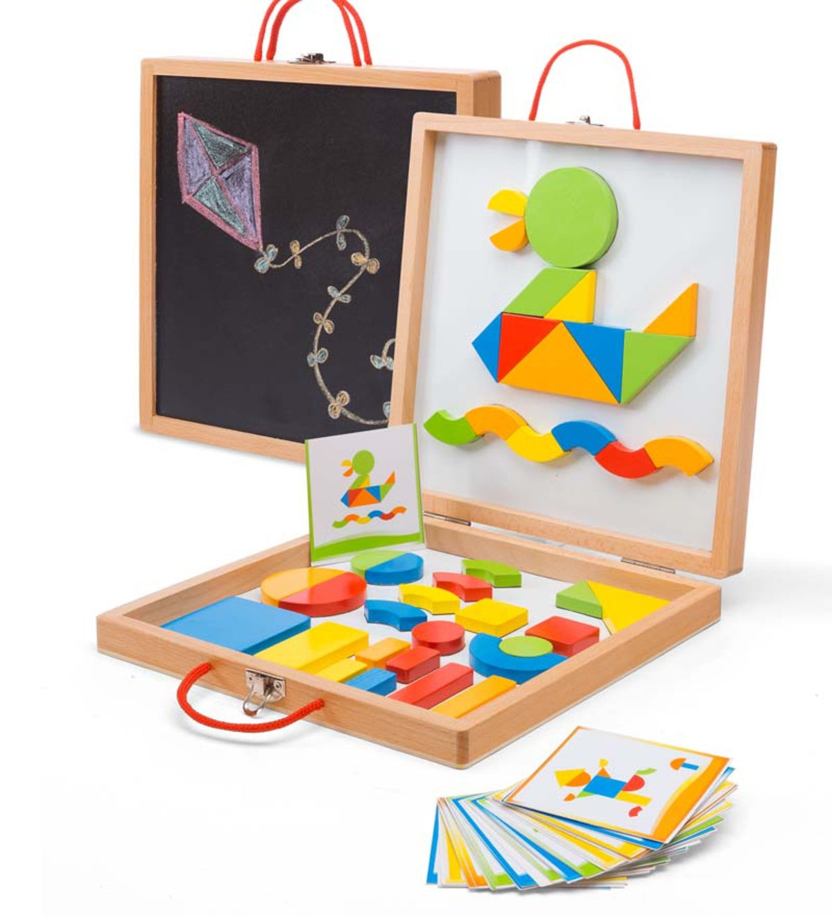 Great Shapes Magnetic Activity Board
