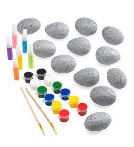 Color Pops® Paint-Your-Own Rocks-Eggs