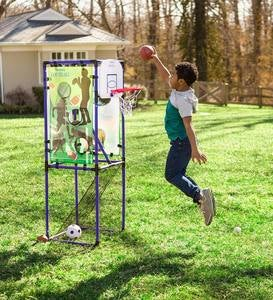5-in-1 Multi-Sport Indoor Outdoor Target Game