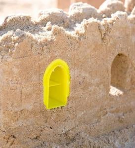 2-in-1 Sand and Snow Castle
