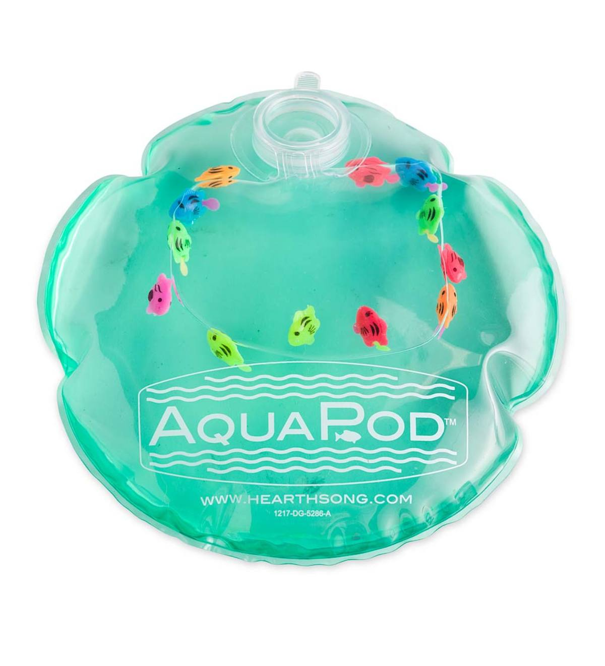 Round AquaPod® Demo - Blue