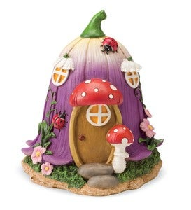 Fairy Village House - Pinecone