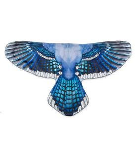 Brainy-Bird Wings - Blue Jay