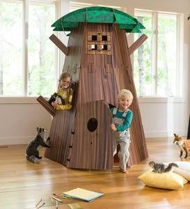 Build-A-Fort Big Indoor Tree Fort