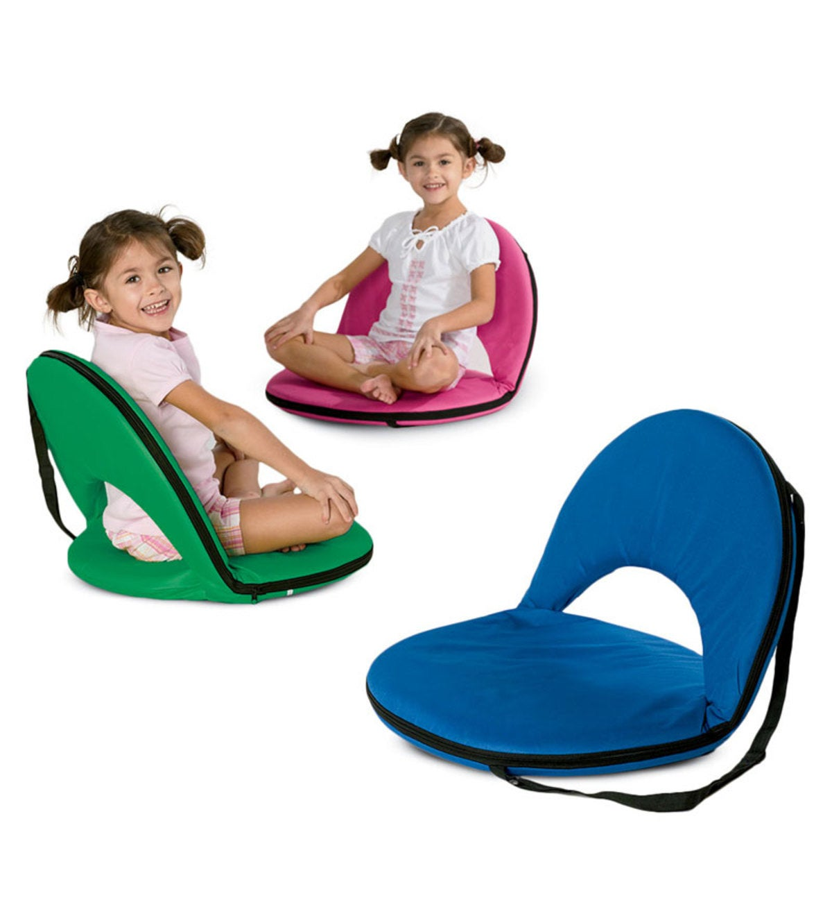 5-Position Folding Chairs
