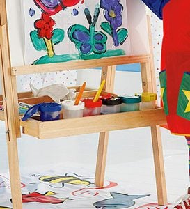 Grow-With-Me Adjustable Art Easel