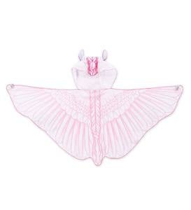 Dress-Up Fabric Unicorn Wings