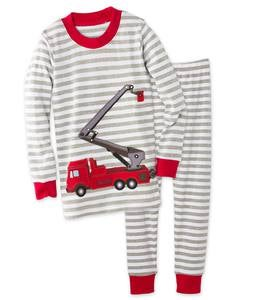Fire Trucks Pajamas