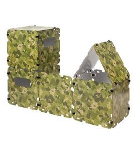 16-Piece Camo Build-A-Fort Kit