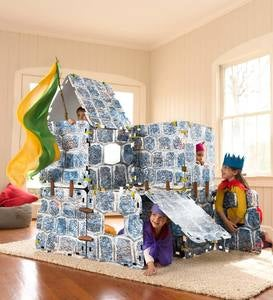 16-Piece Castle Fantasy Fort
