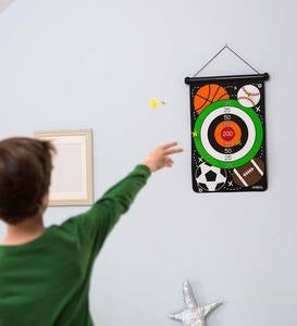 Double-Sided Magnetic Target Game