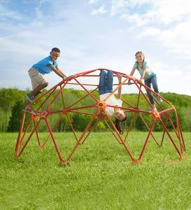 SunRise Geometric Climbing Dome Jungle Gym