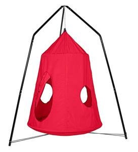 HugglePod HangOut Hanging Chair and Family HangOut Stand Set