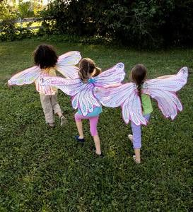 Shimmering Fairy Wings - Iris Fairy