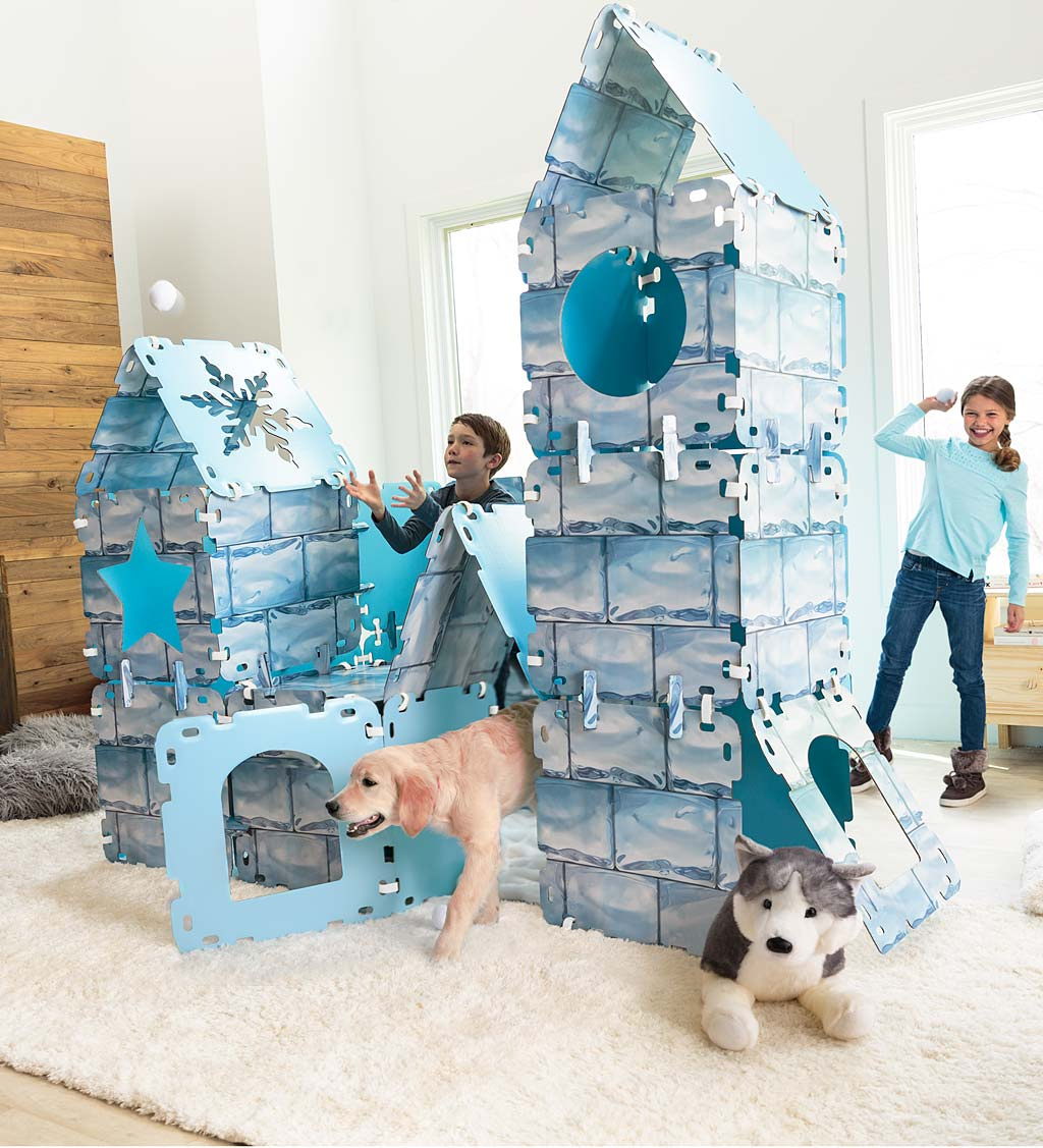 32-Panel Igloo Fantasy Forts Kit