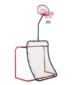 All-in-1 Sports Set: Basketball, Baseball, Lacrosse, and Soccer