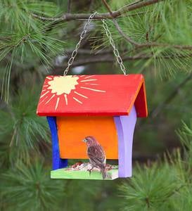 Color Pops® Paint-Your-Own Bird Feeder