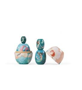 Mermaid Nesting Set