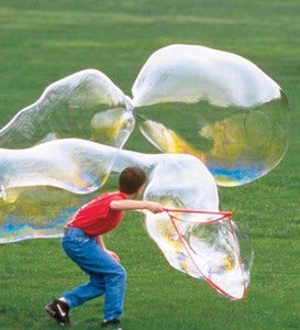 Bubble Thing and Big Bubble Mix
