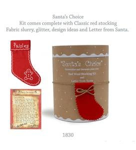 Santa's Choice Stocking Kit